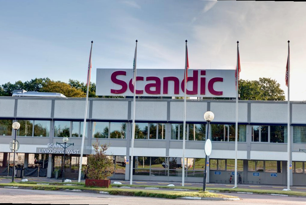 Scandic city linköping