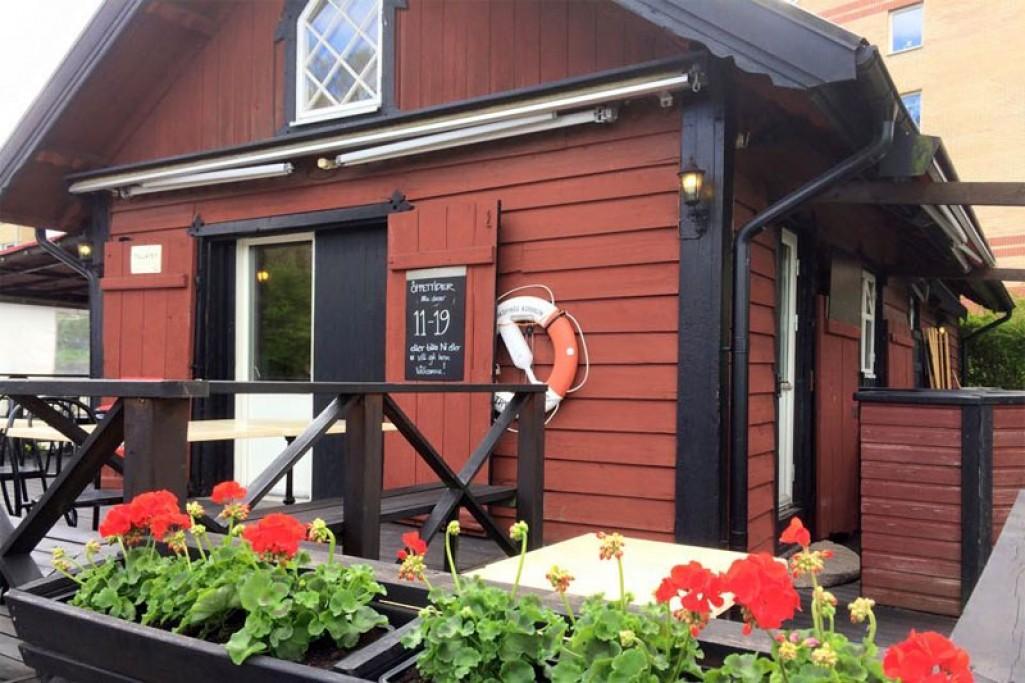 Café Tannefors Slussar