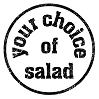 Your Choice of Sallad - Linköping