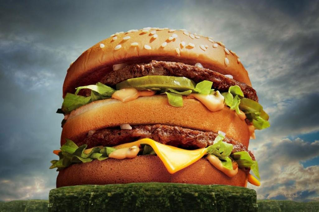 McDonald's Tornby